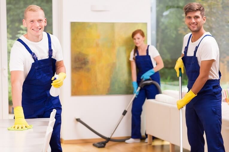 home tile cleaning
