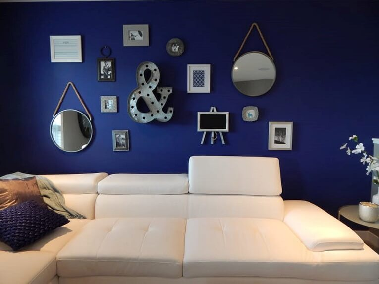 Metallic Wall Arts