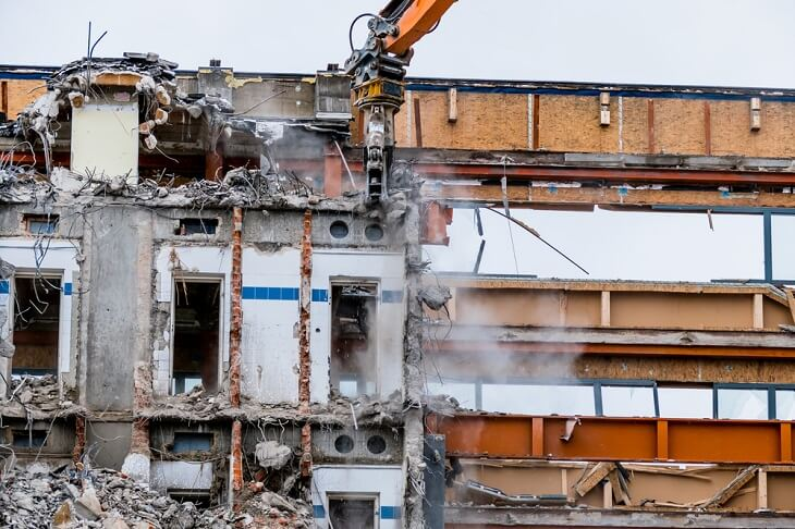 House demolition Service Company