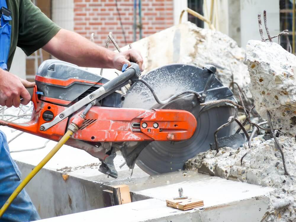ConcreteCuttingSaw