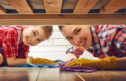 Involve Your Kids in Home Cleaning